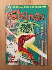 STRANGE numéro 45 (septembre 1973) - TBE