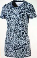 Puma Shirt Woman Größe S / 36   Essential Tee Graphic Blau   Neu