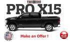 TruXedo Pro X15 for 2020 GMC Sierra Chevy Silverado 2500/3500HD 6'9 Bed Tonneau
