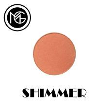 Makeup Geek Eye Shadow Pan - MANGO TANGO - peachy pink w gold flecks