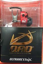 NEW QAD ULTRA PRO SERIES HDX RED COLOR ARROW REST HD-X RIGHT HANDED