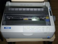 Epson LQ-590 Parallel Dot Matrix Printer Model P363A