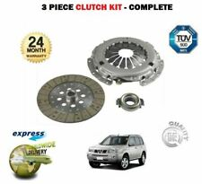 FOR NISSAN X TRAIL T30 2.0 2.5 2.2TD 2001-2007  NEW CLUTCH KIT COMPLETE