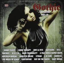 GOTHIC COMPILATION 59 2 CD, SKINNY PUPPY, TANZWUT, KARTAGON, NEW+