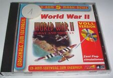 Pc dos: world était II: D-Day and Midway