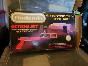 Nintendo Entertainment System Action Set  NES -  PARTS ONLY - UKFREEPOST