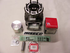 Honda TRX250R Engine Cylinder with NEW Wiseco Piston Top End Kit ATC 250R 250 R