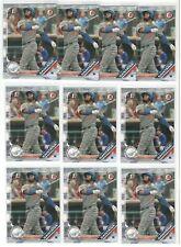 x100 CRISTIAN SANTANA 2019 Bowman Prospects Rookie Card RC lot/set BP134 Dodgers