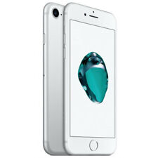 APPLE IPHONE 7 128GB SILVER  - RICONDIZIONATO GARANZIA 12 MESI GRADO B