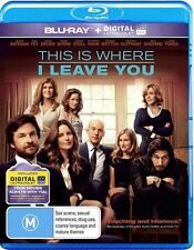 This Is Where I Leave You : NEW Blu-Ray