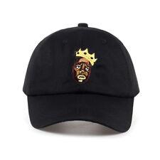 Notorious BIG Baseball Cap King Biggie Smalls Hip Hop Embroidery Thug Life  Hat cff659b13963