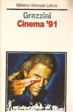 GRAZZINI Giovanni - Cinema '91