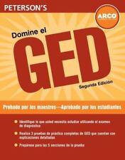 Domine el GED : Preparese para el GED y Obtenga el Diploma de Equivalencia de la