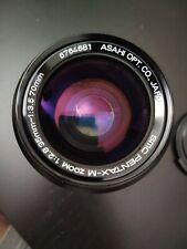 Pentax zoom M 35-70 2.8/3.5