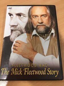 AUS SELLER Fleetwood Mac The Mick Fleetwood Story DVD All Region Fast Free Post