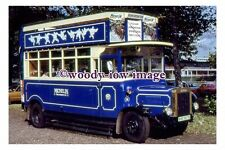 gw0648 - Michelin Tyre Company Bus no 3 , reg no BIB 9878 - photograph