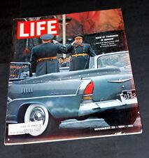 LIFE MAGAZINE NOVEMBER 20 TH 1964