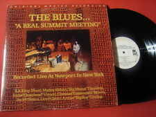 "MFSL 2-518 VARIOUS "" THE BLUES-THE REAL SUMMIT "" (JAPANPRESSING-SERIES/NEARMINT)"