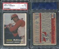 1957 Topps Frank Robinson ROOKIE #35 ~~ PSA 4 nice ~~ HOF RC
