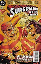 Action Comics No.709 / 1995 Guy Gardner Warrior / David Micheline Jackson Guice