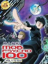 Mob Psycho 100 DVD (Eps : 1 to 12 end) English Subtitle