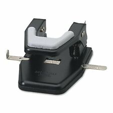 Master Master Two-hole Padded Punch - 2 Punch Head[s] - 40 Sheet Capacity -