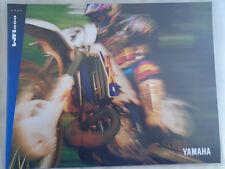 Yamaha WR 250 brochure 1994 USA market