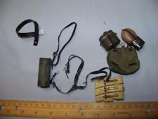 1/6 Scale Dragon German belt, Suspender, MP 44 Ammo Pouch &  More