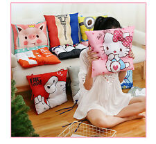 1pcs Cute Pink Hello Kitty Seat Cushion Chair  Soaf Seat Cover