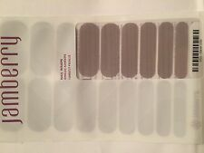 Jamberry Nails (new) 1/2 sheet GLACIER 0316