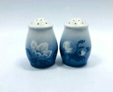 Bing & Grondahl Christmas Rose Salt & Pepper Shakers