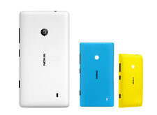 New Original Nokia lumia 520 Housing Battery Back Cover Rear Shell Case Yellow