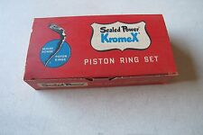 Sealed Power Piston Ring set fit Triumph British TR4 TR4A (9257STD)
