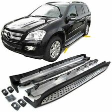 Running Boards / Side Steps for Mercedes-Benz GL-Class X164 06-12