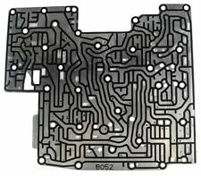 Valve Body Bonded Plate 2002-On Generation 1 ZF6HP 19, 26, 32, Codes A052 / B052