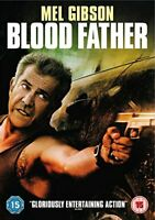 Blood Father [DVD + Digital Download] [2016] [DVD][Region 2]