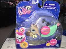 2010 Littlest Pet Shop Lps Special Edition Anteater #1518 Hasbro Sealed