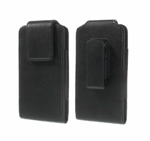 for Telefunken Vision 360 Holster Case with Magnetic Closure and Belt Clip Sw...