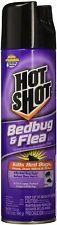 Hot Shot 511051 Bedbug & Flea Killer3 (Aerosol) (Hg-96114) (17.5 oz), Pack of 1