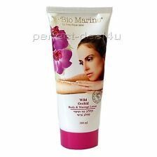 WILD ORCHID Body Massage Lotion Cream Dead Sea Bio-Marine 180ml-6oz