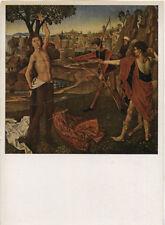 Alte Kunstpostkarte - Hans Memling - Sint Sebastiaan