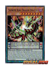 YUGIOH x 3 Supreme King Dragon Odd-Eyes - COTD-EN015 - Rare - 1st Edition Near M