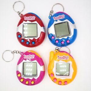 Tamagotchi - Electronic Pet Retro Toy Virtual Game Keyring 90's