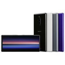 "Sony Xperia 1 6.5"" J9110 Dual SIM 128GB 6GB RAM LTE Factory Unlocked"