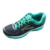 Brooks Ghost 5 Running Shoes Womens Size 10 EUR 42 Mint Green White Sneakers