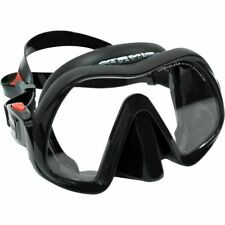 Atomic Aquatics 04-0160-00 Venom Frameless Mask - Black