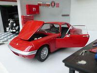 G LGB 1:24 Maßstab Modell 1965 Lotus Elan Druckguss Verziert Wel 24035R Welly