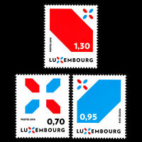 Luxembourg 2016 - Luxembourg's New Signature - MNH