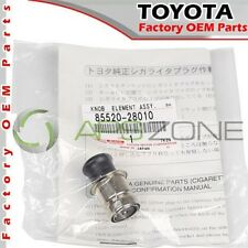NEW FACTORY TOYOTA LEXUS LIGHTER - CLUSTER SWITCH ELEMENT 85520-28010