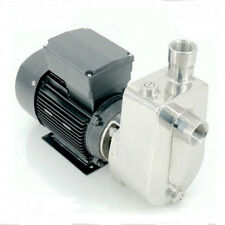 VI Stainless Steel Self Priming Jet Water Pump Industrial Chemical Pump 750W
